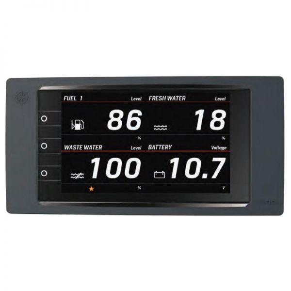 VDO AquaLink TFT Display, 7, schwarz, 12-24V