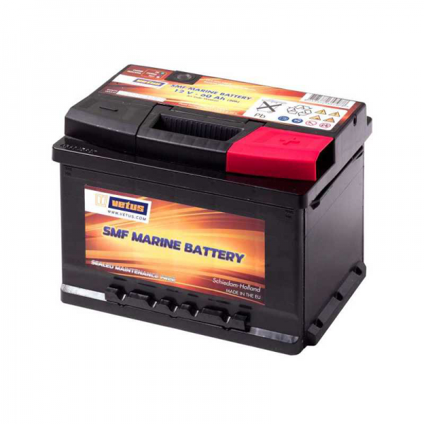 Vetus Marine Batterie 60AH/12V CCA A (EN) 540