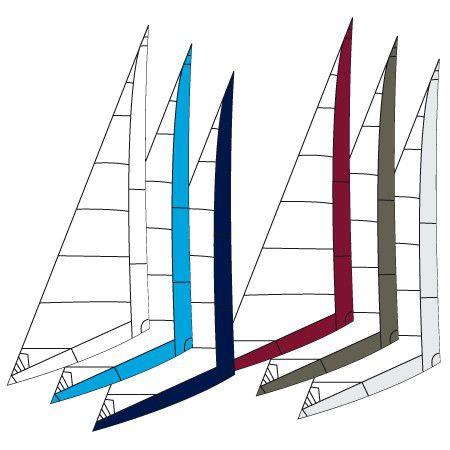 WeatherMax 65 50cm grau selbstklebend