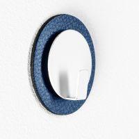 Magnet-Haken CLEVER inkl. Metall-Nano-Gel-Pad BLUE