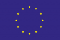 Flagge 20 x 30 cm EUROPÄISCHE UNION SB-Pack