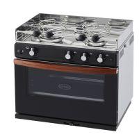 Eno GASCOGNE Kocher mit Ofen und Grill