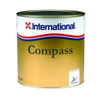 International Compass Klarlack Transparent 375 ml