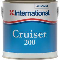 International Cruiser 200 White 2,5 l