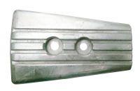 Aluminium Transom Anode für Volvo SXA/DPSA