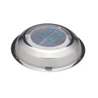 Marinco Solarlüfter Mini Vent 1000 Edelstahl