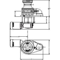 Maxwell 1000 VWCLP 24V 1000W 100TDC CW nur Kette