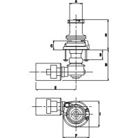 Maxwell 1500VW Hydr. 100TDC Kettennuß + Spill