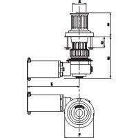 Maxwell Seilwinde  VC1000 12V 1000W