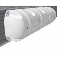 PLASTIMO Bumper 1/2, standard, blau,18x40cm