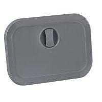 PLASTIMO Zugangsluke Grau