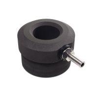 PSS Carbon Graphit Flansch 45mm- 2 Wellen, HS