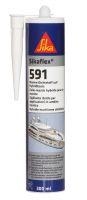 Sikaflex-591 weiß 12 x 300ml Kartusche
