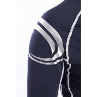 Typhoon Damen Rash Vest, langarm, blaugrün, S