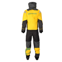 Typhoon PS440 HINGE ENTRY SUIT MB Yellow/Grey