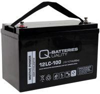 Q-Batteries 12LC-100/ 12V -107Ah