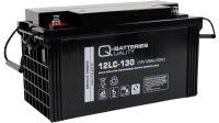 Q-Batteries 12LC-130/ 12V -128Ah