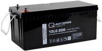 Q-Batteries 12LC-200/ 12V -214Ah