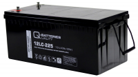 Q-Batteries 12LC-225/ 12V -243Ah