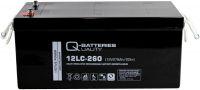 Q-Batteries 12LC-260/ 12V -278Ah